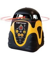 CST/Berger Electronic Rotary Laser Level 57-ALH-
