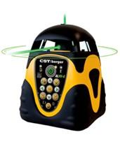 CST/Berger Horizontal/Vertical Green Beam Laser Level ALHVG