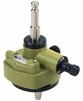 CST/Berger Tribrach w/ Optical Plummet Leica Style Adapter, Green 61-3510GRN