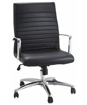 Adir Lux Executive Chair 638-01-BLK