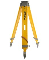 Sokkia Wide Frame Wood Tripod 751252