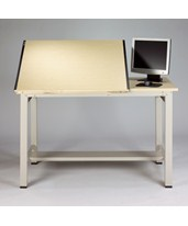 Mayline Ranger Split-top Drafting Table 7772