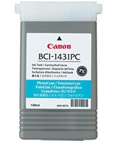 BCI - 1431 - Photo Cyan Pigment Ink Tank - 130ml 8973A001AA