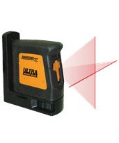 Johnson Acculine Cross-Line Laser Level 40-6625