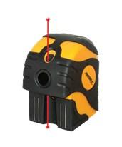 Johnson AccuLine 2-Beam Plumb Laser Level 40-6670
