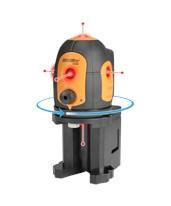 Johnson AccuLine 5-Beam Point Laser 40-6680