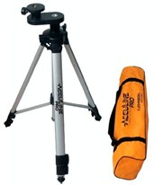 Acculine Pro Aluminum Tripod with 1/4-20 Adapter 406861