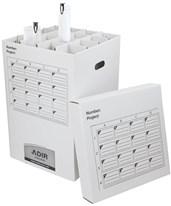 Adir 16-Tube Storage Roll File 622