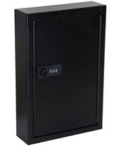 Adir Key Cabinet with 40 Hooks 682-40-BLK