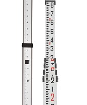 AdirPro 16 Foot Aluminum Grade Rod 710-12