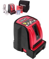 AdirPro Cross Line Laser LP-103 - Self Leveling 790-10