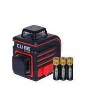 AdirPro Cube 2-360 Cross Line Laser (360° Horizontal & Vertical) - Self Leveling 790-38