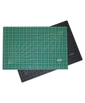 "Adir Self Healing Cutting Mat Reversible Green/Black 12""x18"" CM1218"