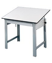 Alvin DesignMaster Gray Base Drafting Table DM60ND