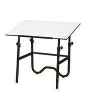 Alvin Onyx Black Base Drafting Table ONX36-3