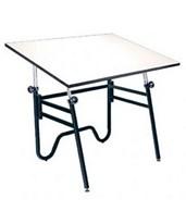 Alvin Opal Black Base Drafting Table OP36-3