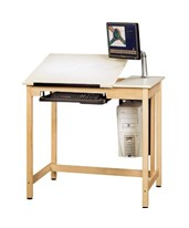 Alvin Shain Deluxe Drawing Table System CDTC-70