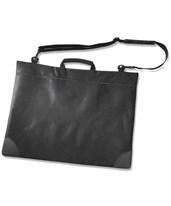 Alvin Prestige University Series Black Soft-Sided Portfolio SP1722