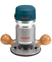 Bosch  2 HP Single-Speed Fixed-Base Router 1617