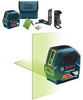 Bosch GLL 100 G Green Beam Cross Line Laser GLL 100 G
