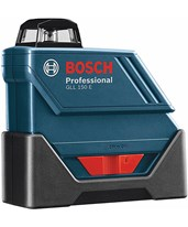 Bosch GLL 150 ECK 530' Exterior 360° Horizontal Line Laser Kit 0601063K10