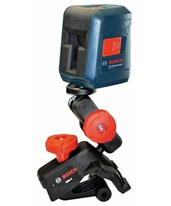 Bosch GLL 2 Professional Self-Leveling Cross-Line Laser GLL 2