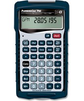 Calculated Industries PlumbingCalc Pro 4094