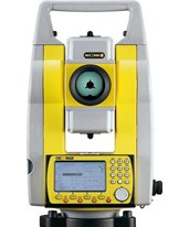 Geomax Zoom30 7 Second Reflectorless Total Station