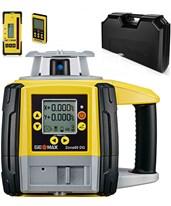 GeoMax Zone60 DG Dual Grade Laser 6010665