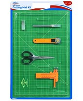 Self-Healing Cutting Mat Kits With Art Knife and Spare Blades GM0668