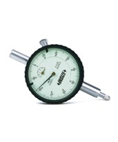 InSize Inch Bezel Precision Dial Indicator with Lug Back 2315-05