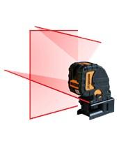 Johnson 3-Point or 3-Line Laser Level 40-6683