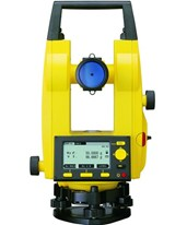 "Leica Builder 100 6"" Construction Theodolite with Laser Plummet 772728"