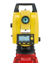 Leica Builder 209 (9-second) Reflectorless Total Station LEI772729