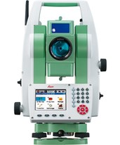 Leica Flexline TS09 Plus 1 Second Reflectorless Total Station with Bluetooth 785795