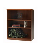 "Mayline Aberdeen Series 36"" Wide 3-Shelf Bookcase AB3S36"
