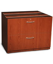 "Mayline Aberdeen Series 36"" Credenza Lateral File Modular Unit ACLF36"