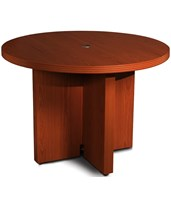 "Mayline Aberdeen Series 42"" Round Conference Table ACTR42"