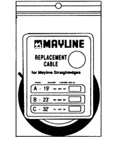 Mayline Straightedge Replacement Parts 7355A
