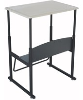 Safco  AlphaBetter Adjustable-Height Stand-Up Desk 1201BE