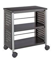 Safco Scoot Personal Bookcase 1604BL