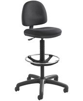 Safco Precision Drafting Chair w/ Footring 3401