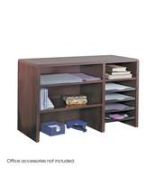 """SAFCO 29""""W Compact Desk Top Organizer 3692MH"""