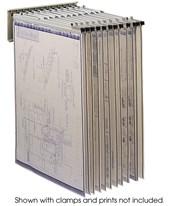 Safco Pivot Wall Rack 5016