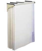 Safco Drop/Lift Steel Wall Rack 5030