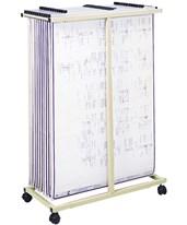 Safco Mobile Vertical Steel File 5059