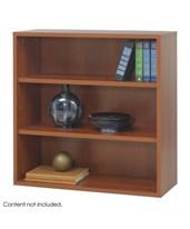 Adjustable 3 Shelf Open Bookcase 9440
