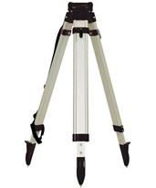 Seco Aluminum Tripod with Round Legs and Quick Clamp 5301-21-BLK