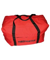 Seco Large Firefighter Turnout Bag 8840-03-RED