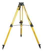 Seco Premier Heavy Duty Wood Tripod 5220-10